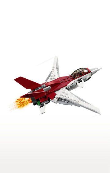 Hamleys | Lego Creator Futuristic Flyer Building Blocks