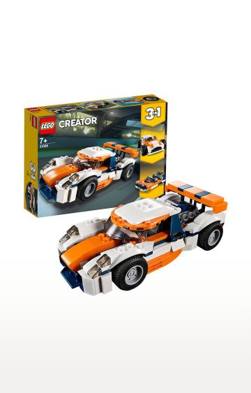 Hamleys | Lego Creator Sunset Track Racer Building Blocks