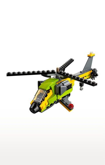 Hamleys | Lego Creator Helicopter Adventure Building Blocks