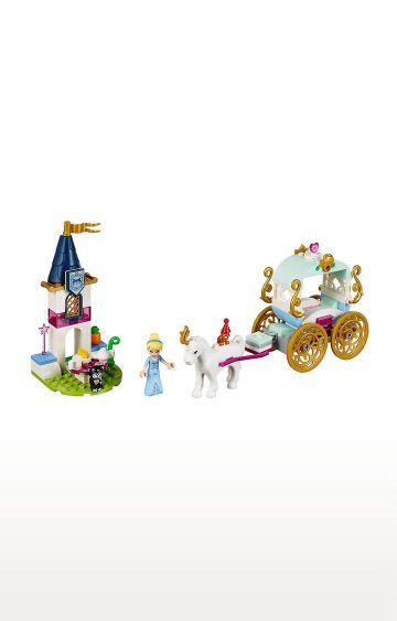 Hamleys   Lego Disney Princess Cinderella's Carriage Ride Building Blocks