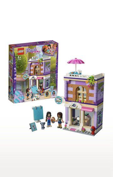 Hamleys | Lego Friends Emma's Art Studio Building Blocks