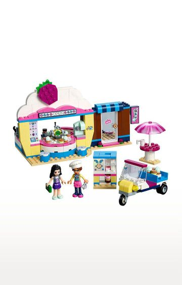 Hamleys | Lego Friends Olivia's Cupcake Caf Building Blocks