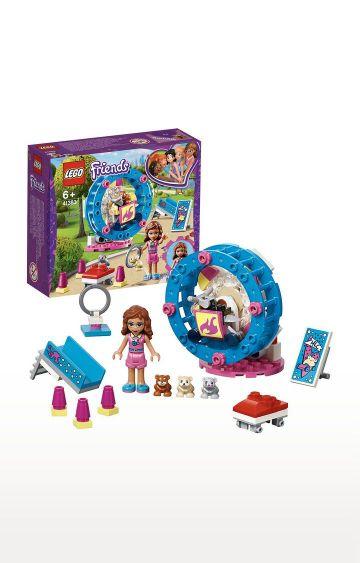 Hamleys | Lego Friends Olivia's Hamster Playground Building Blocks