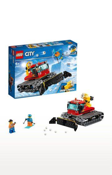 Hamleys | Lego City Snow Groomer Building Blocks
