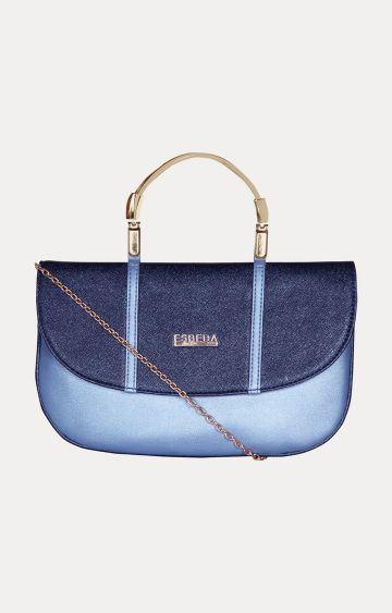 ESBEDA | Blue Satchel
