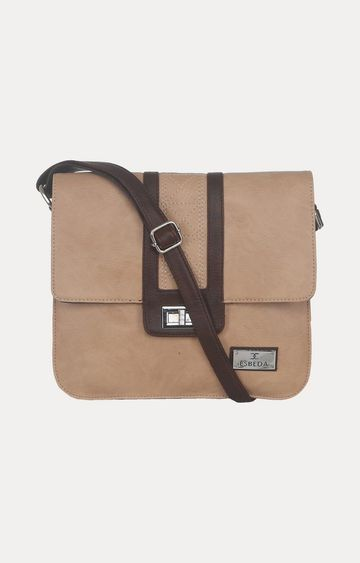 ESBEDA | Beige Messenger Bag