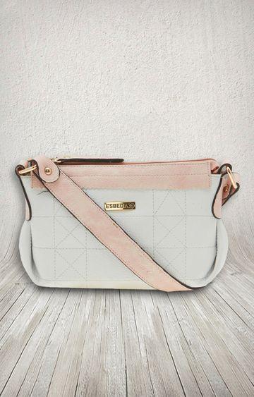 ESBEDA | White Handbag