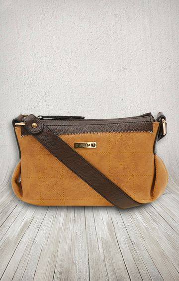 ESBEDA | Brown Handbag