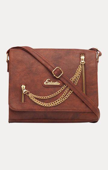 ESBEDA | Tan Sling Bag