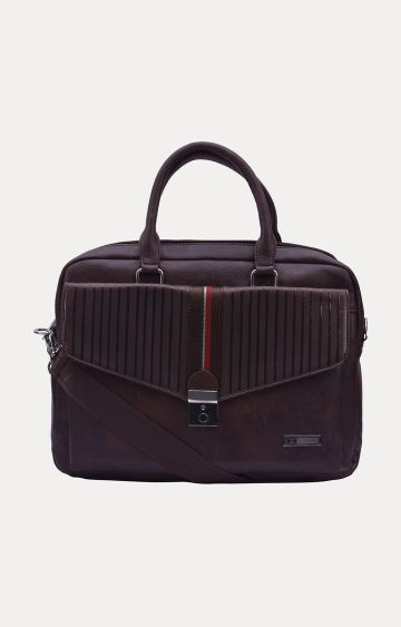 ESBEDA | Brown Laptop Bag
