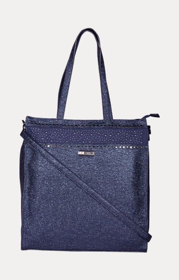 ESBEDA | Blue Handbag
