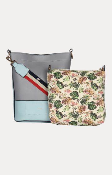 ESBEDA | Grey Sling Bag