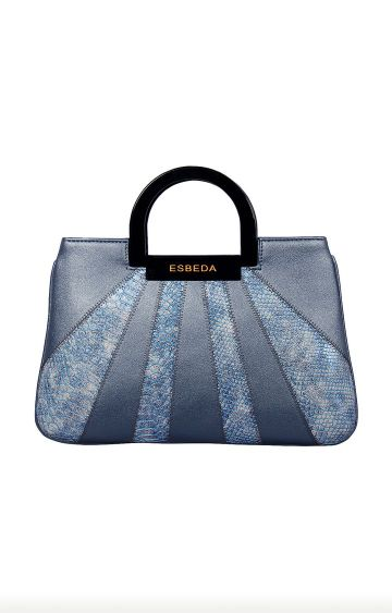 ESBEDA | Blue Clutch