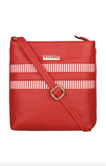 ESBEDA | Red Sling Bag