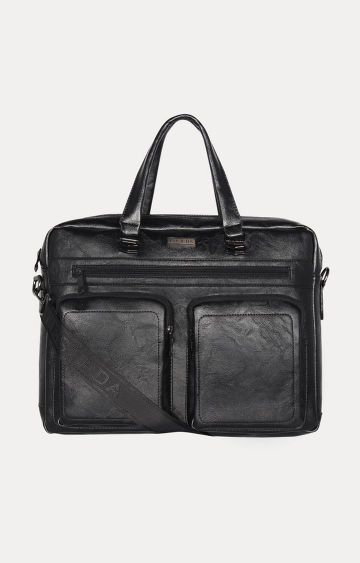 ESBEDA   Black Laptop Bag