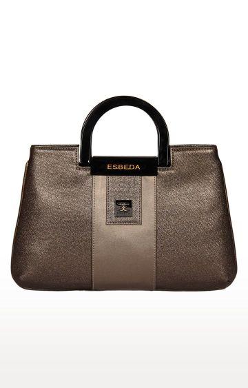 ESBEDA | Bronze Clutch