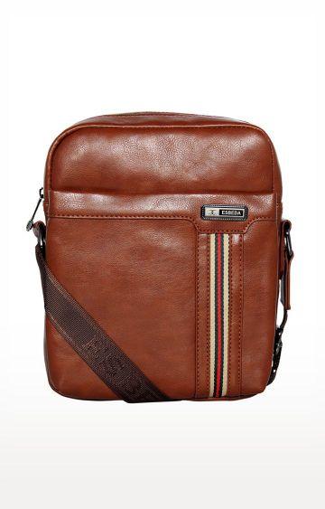 ESBEDA | Tan Messenger Bag