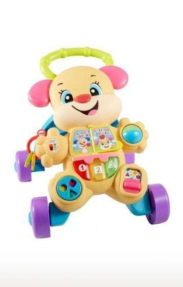 Mothercare | Fisher Price Smart Stages Baby Walker