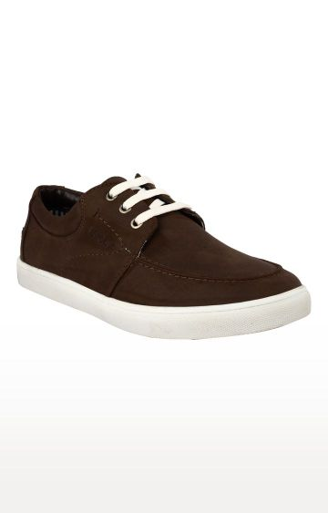 Vardhra | Brown Sneakers