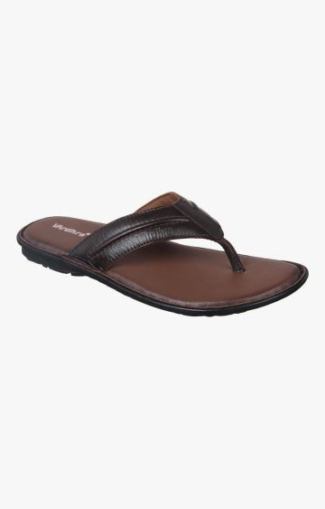 Vardhra | Tan Sandals