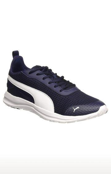 Puma   Puma Navy Running Shoes