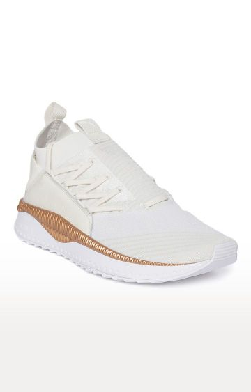 Puma | White Tsugi Jun Sports Shoes