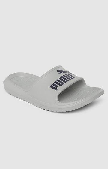 Puma | Grey Flip Flops