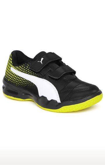 Puma   Black Tennis Shoes