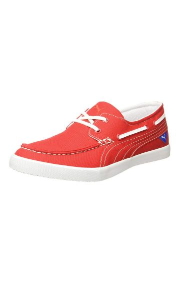 Puma | Red Sneakers