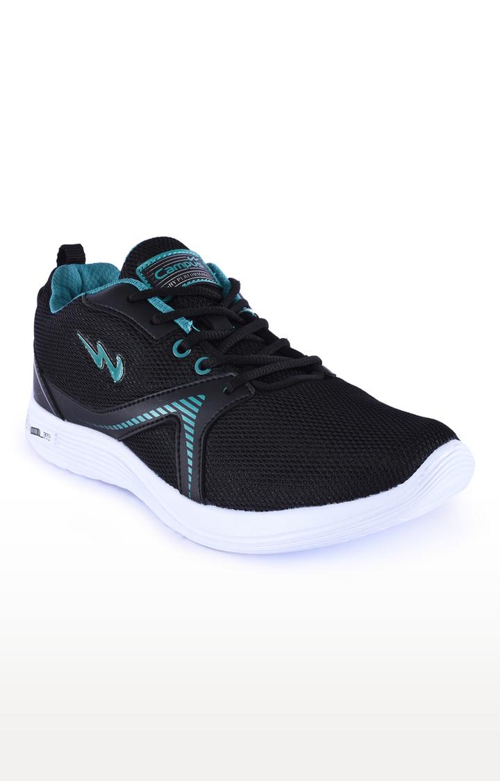 Campus Shoes | Black Sports Shoes