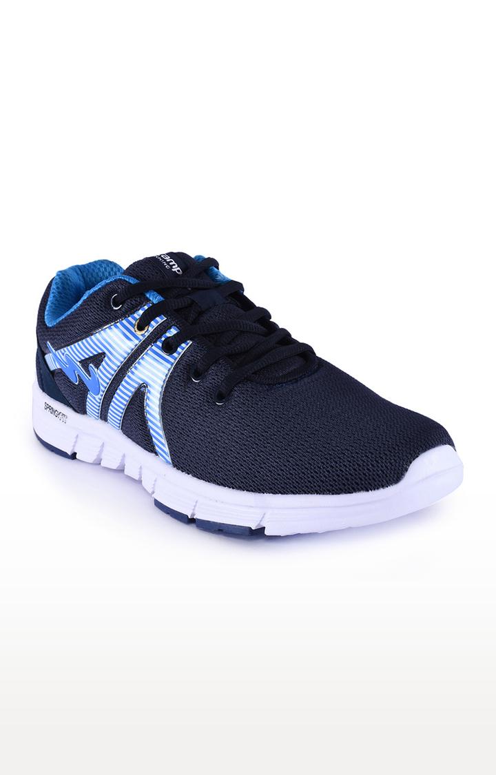 Campus Shoes   Blue Sports Shoes