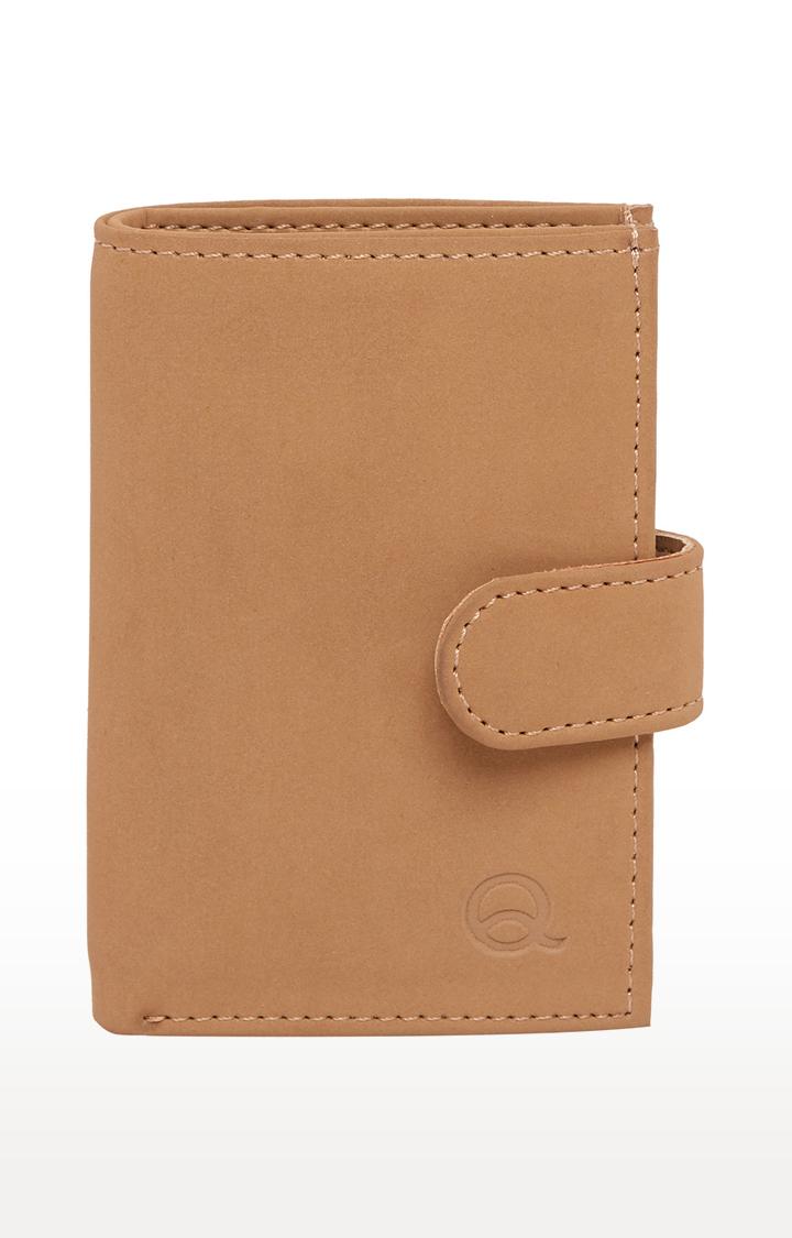EVOQ | Beige Card Holder