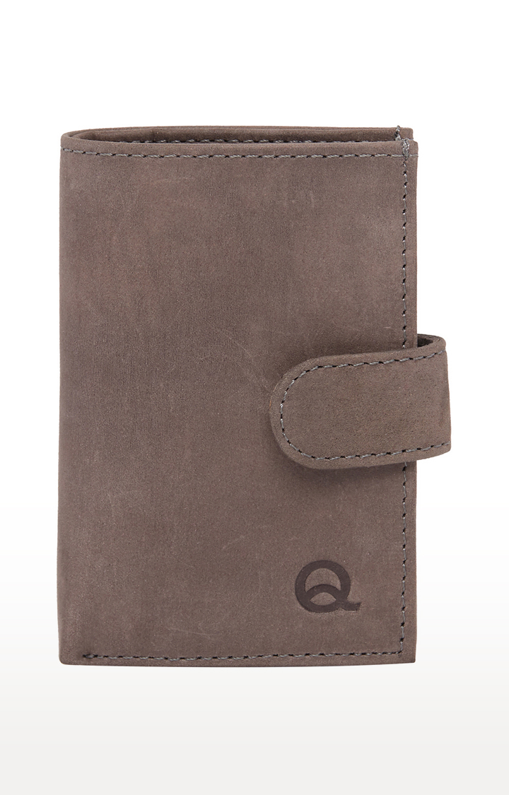EVOQ | Grey Card Holder