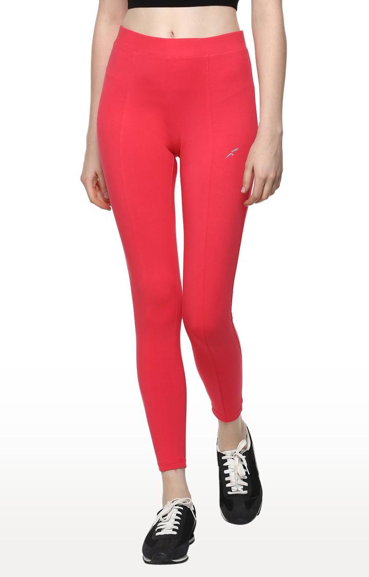 Furo   Pink Solid Tights