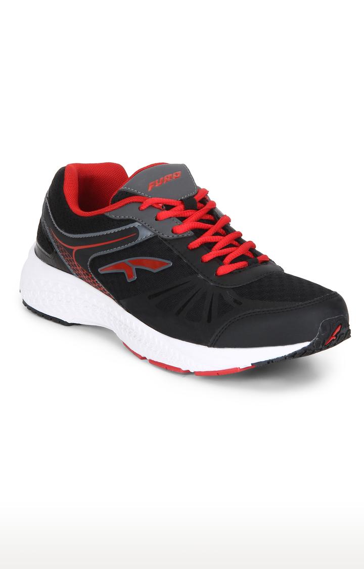 Furo | Black Running Shoes