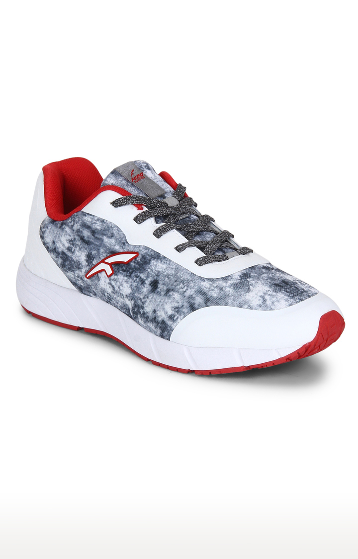 Furo   White Outdoor Sports Shoes