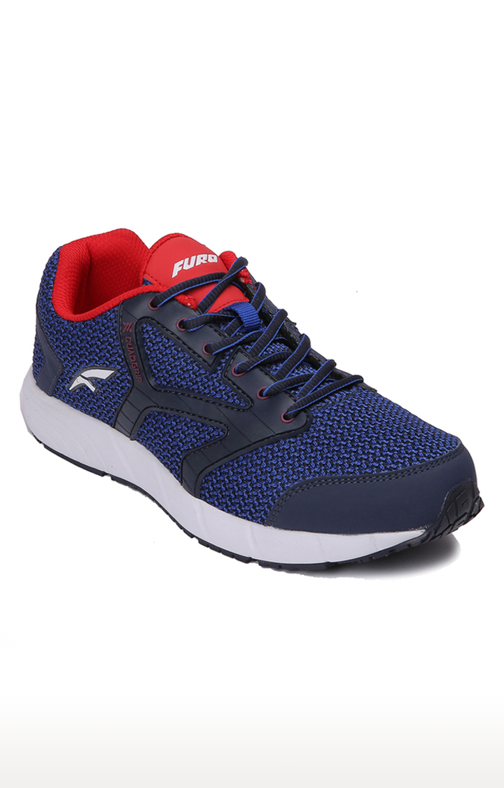 Furo | Blue Outdoor Sports Shoes