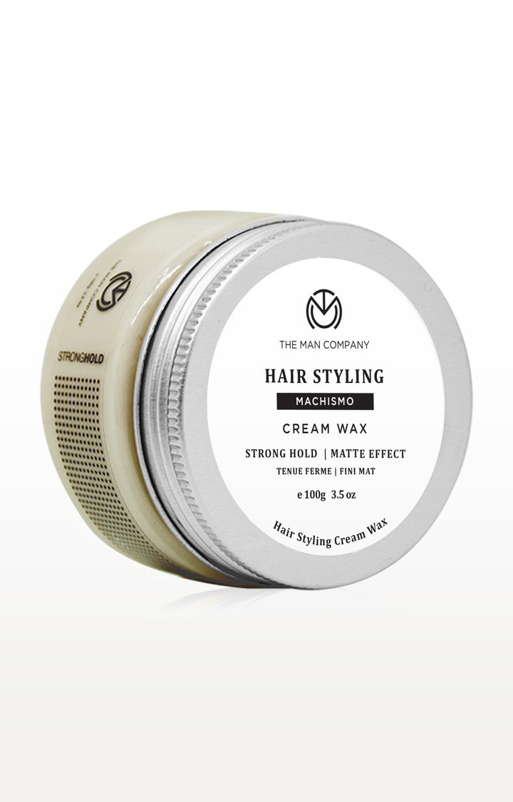 The Man Company | Machismo Hair Styling Cream Wax - 100 GM