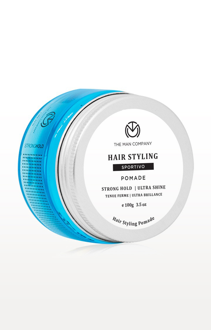 The Man Company | Sportivo Hair Styling Pomade - 100 GM