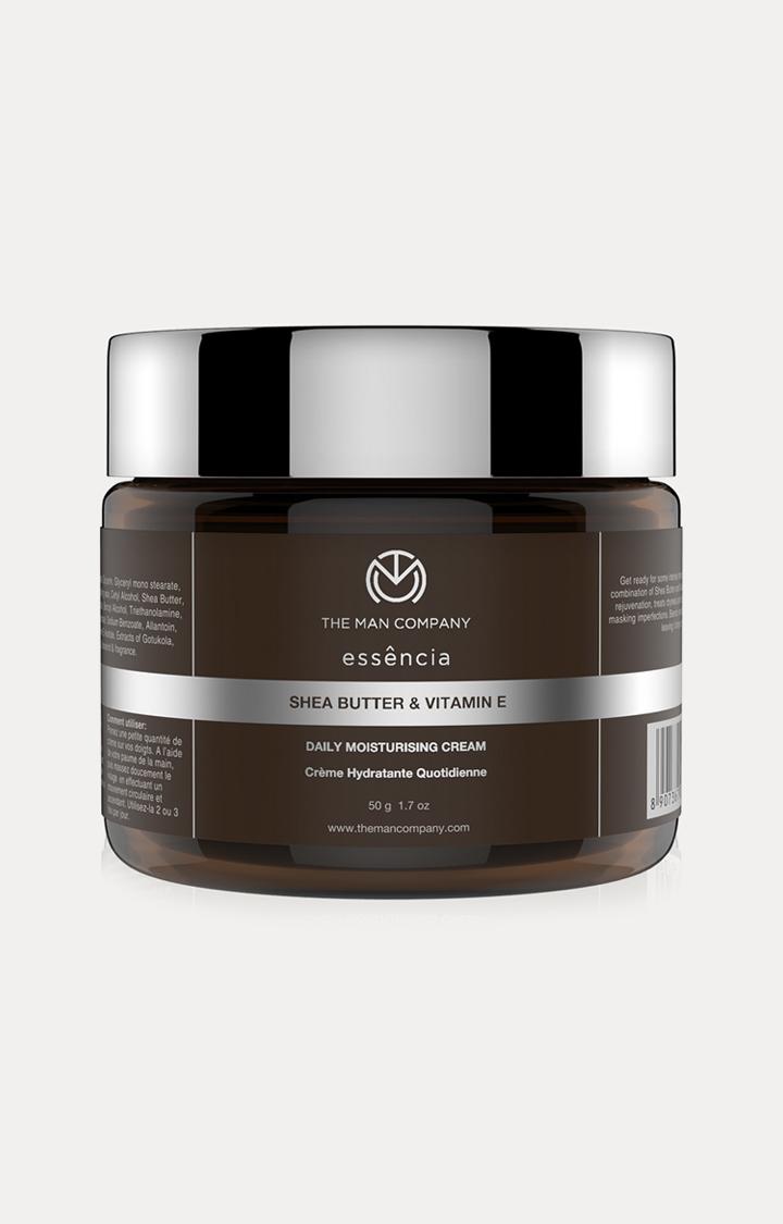 The Man Company | Shea Butter & Vitamin E Daily Moisturizing Cream - 50 GM