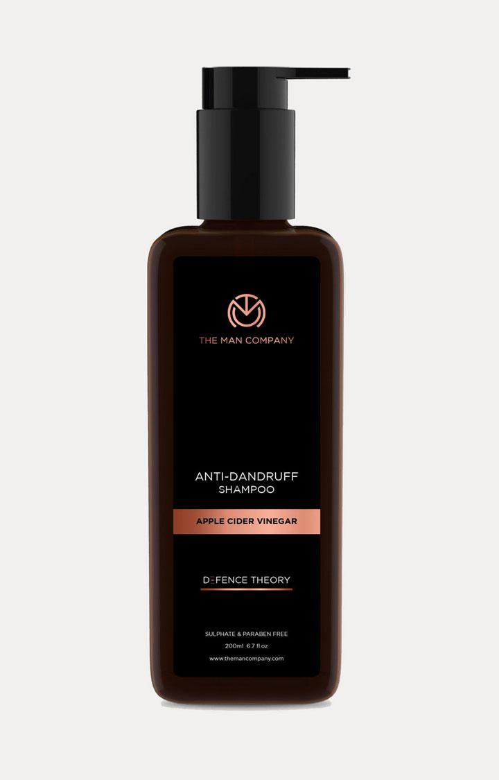 The Man Company | Apple Cider Vinegar Anti Dandruff Shampoo - 200 ML