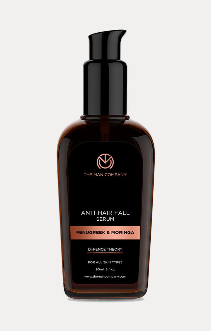The Man Company   Fenugreek & Moringa Anti Hair Fall Serum - 90 ML
