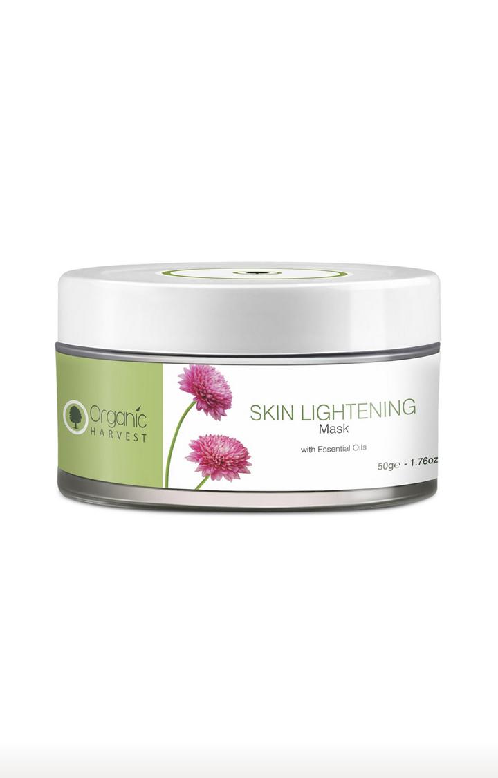 Organic Harvest   Skin Lightening Mask - 50g