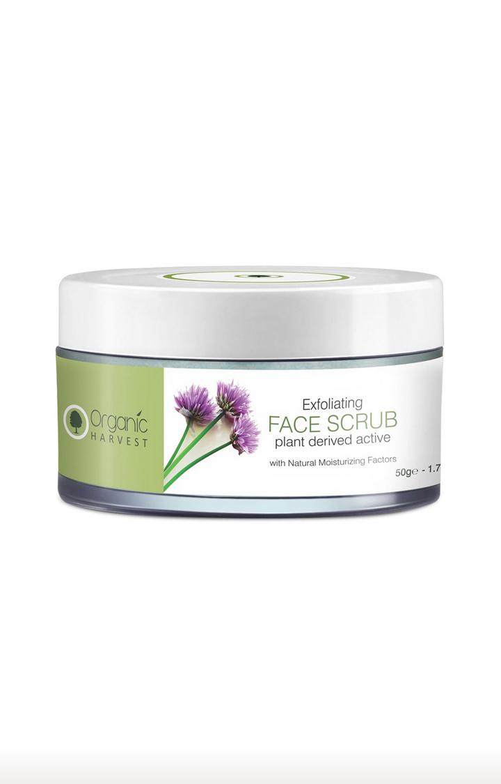 Organic Harvest | Exfoliating Face Scrub - 50g