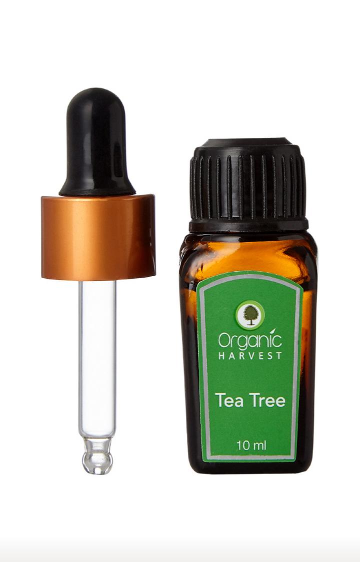 Organic Harvest   Tea Tree Oil - 10ml