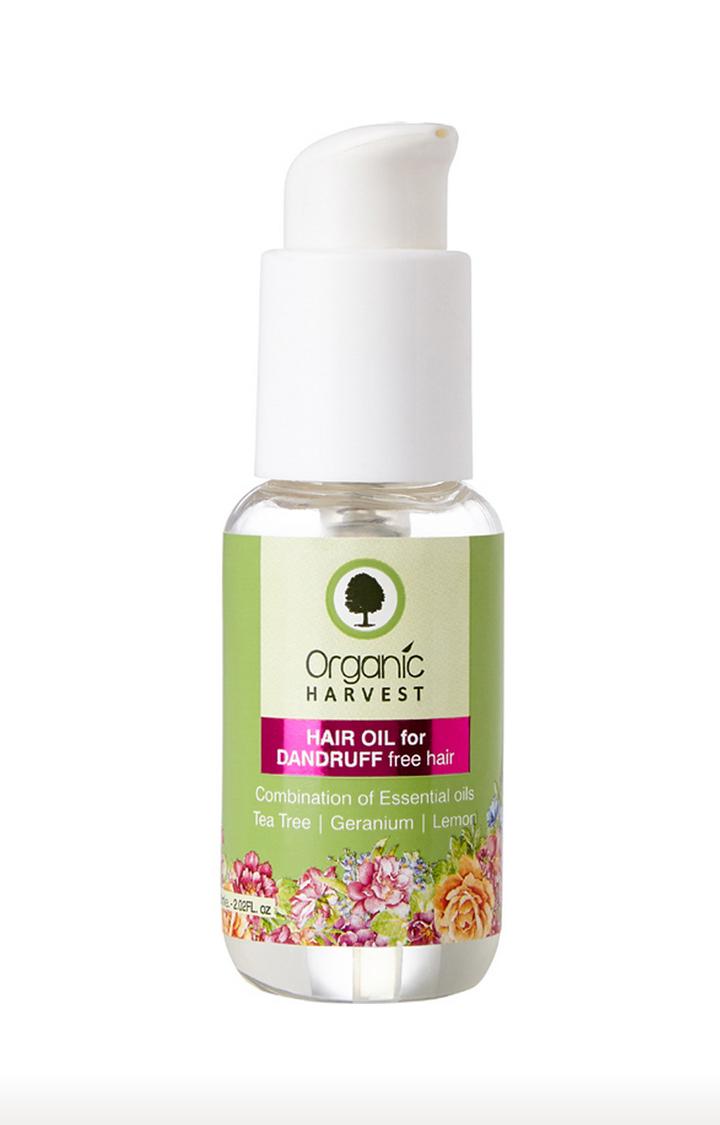 Organic Harvest | Hair Oil for Dandruff Free Hair - 50ml