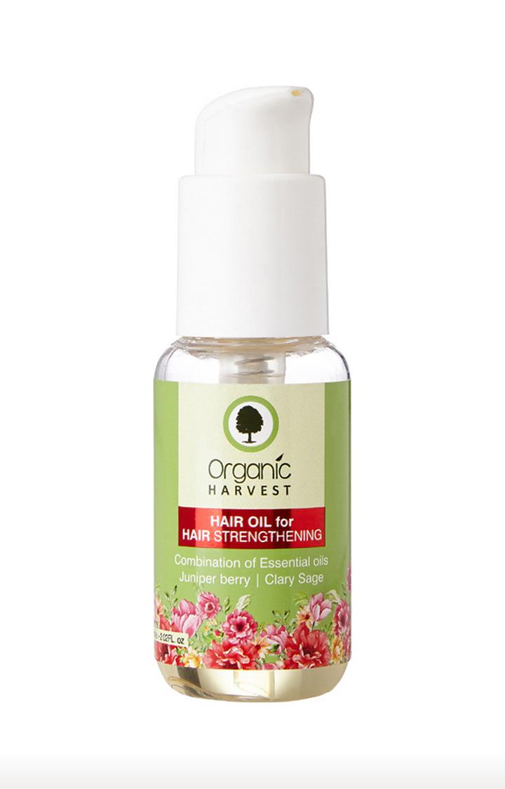 Organic Harvest | Hair Oil for Hair Strengthening - 50ml