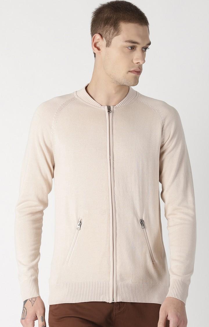 Blue Saint | Pink Solid Sweatshirt