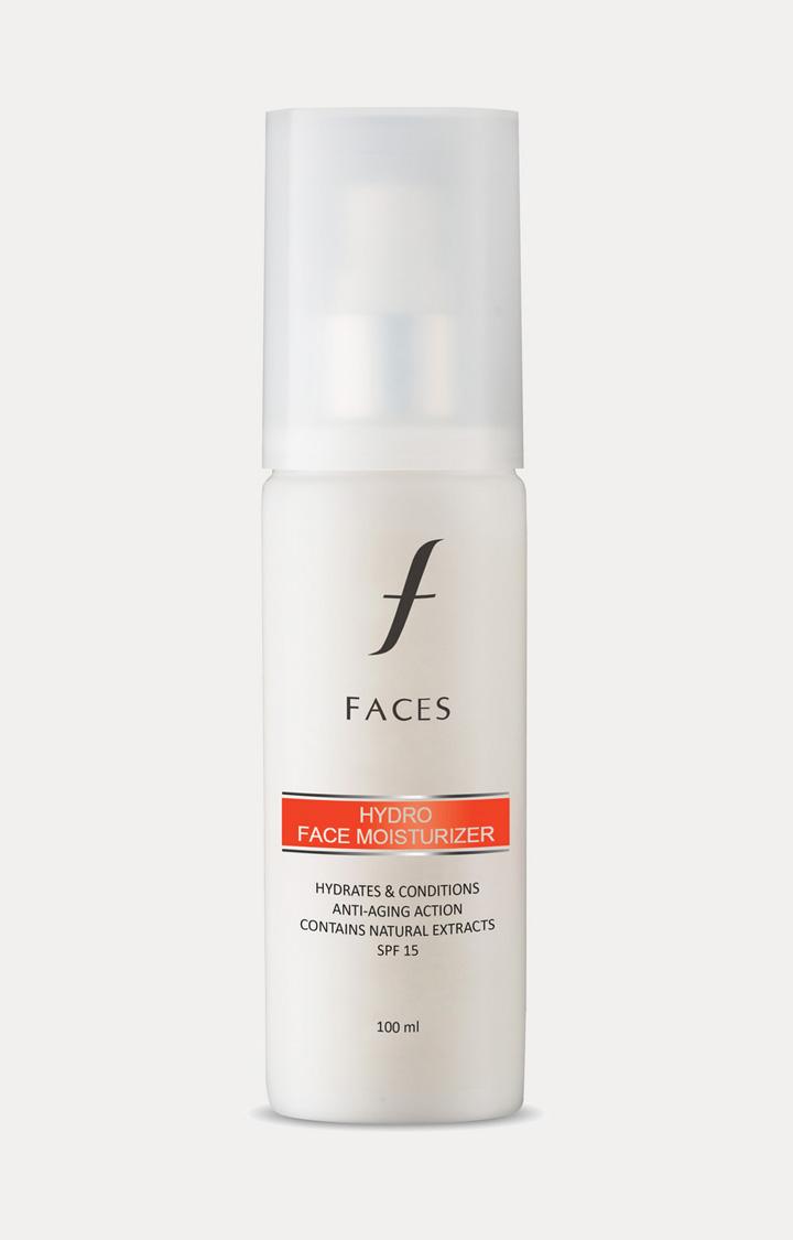 Faces Canada | Hydro Face Moisturiser - 100 ML