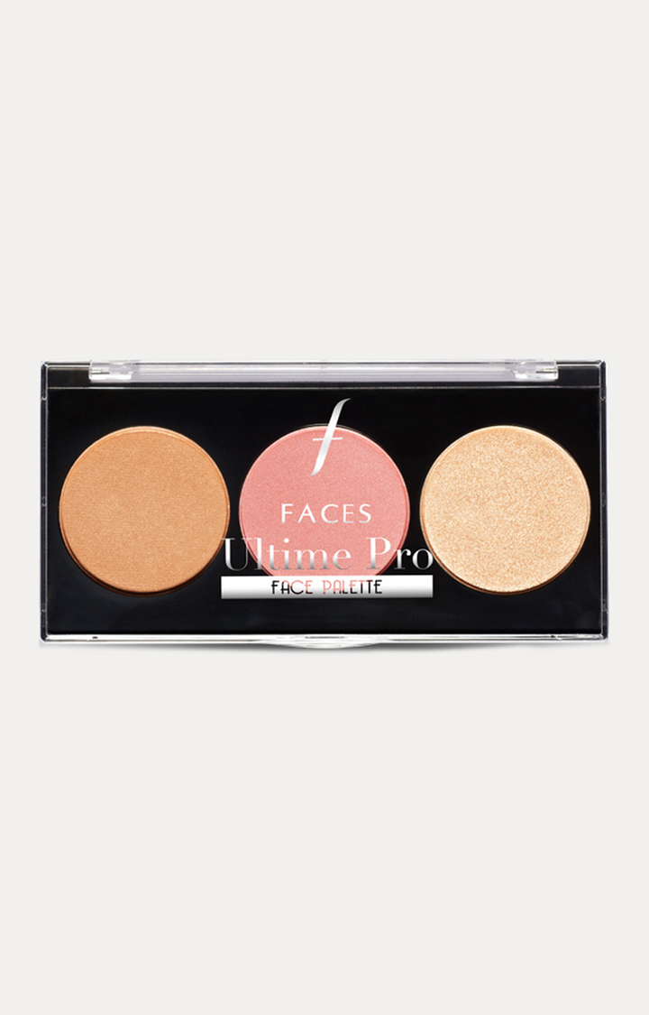 Faces Canada | Ultime Pro Face Palette - Glow 02